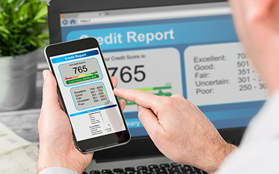 Credit Scores and Mortgages Credit Reporting from Paragon Home Loans